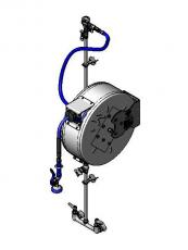B-1444 Washdown Solutions : Hose Reel Systems - T & S Brass